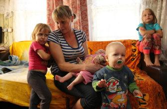 Условия признания многодетной семьи малоимущей в 2020 году